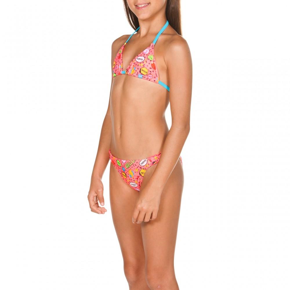 Arena Girl's Fantasy Triangle Two Pieces Beach Swimwear