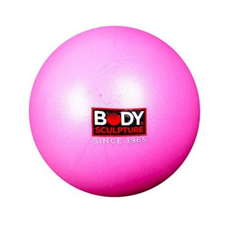 Body Sculpture Anti Burst Mini Gym Ball 7.8inch (20cm) bb-013 Pink